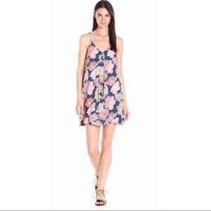 Michael Stars Celeste Print Racerback Cami Dress